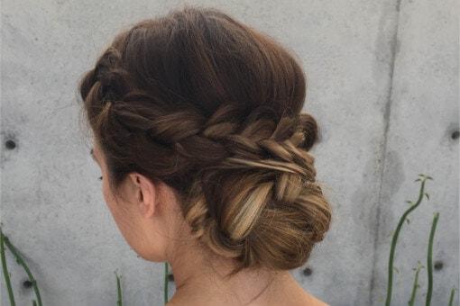 Harlem Hair Noosa - Up styles